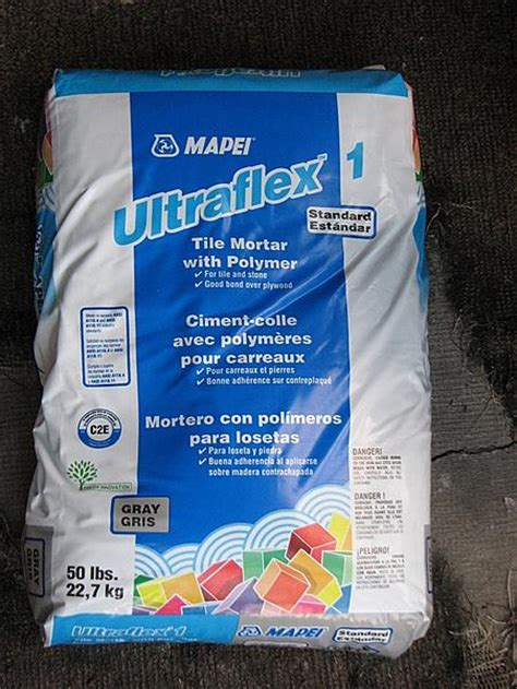 Mapei Shower Pan by Is This Ok To Use As Thinset For Shower Tile Mapei