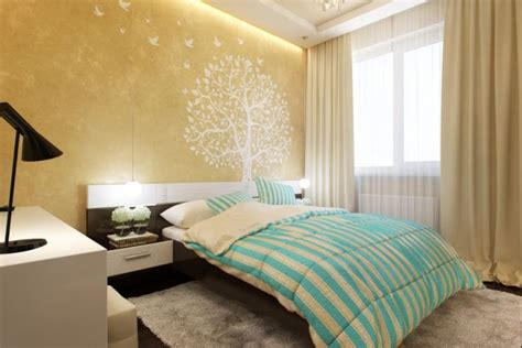 gold walls bedroom 20 deluxe blue and gold bedroom designs