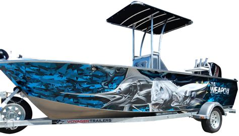 vinyl wrap bottom of boat boat wraps marine graphics ink