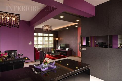 purple and black room 31 unique 4 room flat interior design rbservis com
