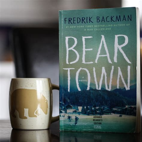 beartown a novel books book review beartown by fredrik backman lost in the