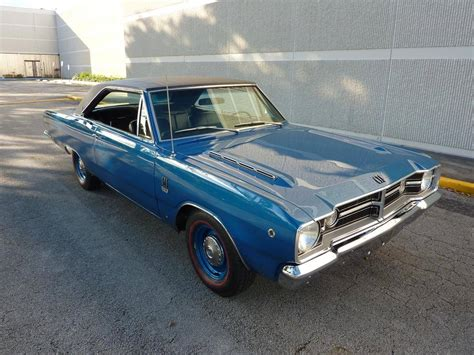 Dart Dodge by 1968 Dodge Dart For Sale 2041425 Hemmings Motor News
