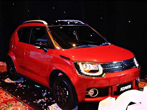 Suzuki Ignis Cover Penutup Mobil suzuki ignis punya bokong yang unik mobil123 portal mobil baru no1 di indonesia