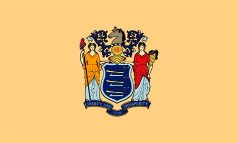 new jersey state colors welcome to usa 4 new jersy flag history