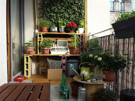 small ladari casette d ete amnager balcon awesome with amenager pour ete gagaone