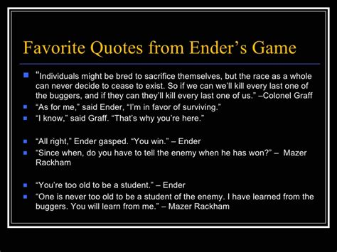 quotes from ender s enders quiz show