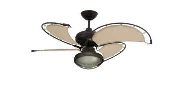 Indoor Outdoor Ceiling Fans With Lights And Remote - troposair voyage 40 in indoor outdoor oil rubbed bronze ceiling fan with khaki fabric blades