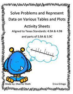 More On Monday No Plot No Problem By Chris Baty by Stem And Leaf Plots Notes Practice Problem And Task Cards