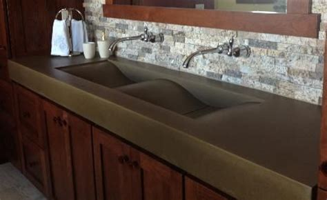 concrete countertops    concrete countertops concrete sinks   home  office