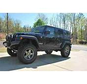 Sell Used 2013 Jeep Black Wrangler Unlimited Rubicon AEV