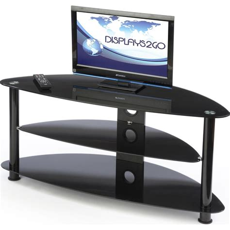 monitor stand cl on glass glass monitor display stands black tempered glass shelves