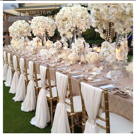 wedding chair covers decoration