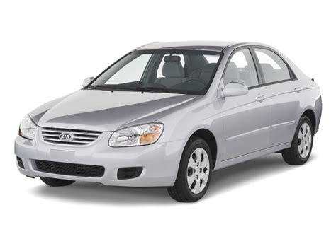 Kia Spectra 2009 Mpg 2009 Kia Spectra Review Ratings Specs Prices And
