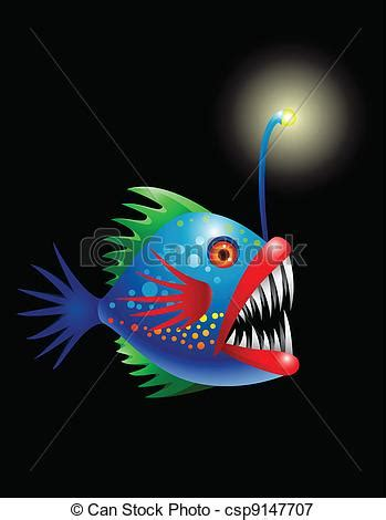 deep sea creature clipart clipground