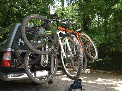 yakima doubledown ace 4 bike rack review singletracks