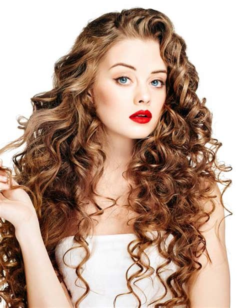 are curls in style hairstyles for long curly hair with layers www pixshark