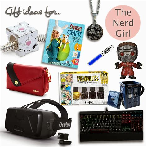 christmas gift guide ideas for nerdy geek girls cosmic