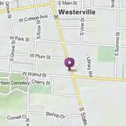 Westerville Ohio Map by Paige S Playhouse Location