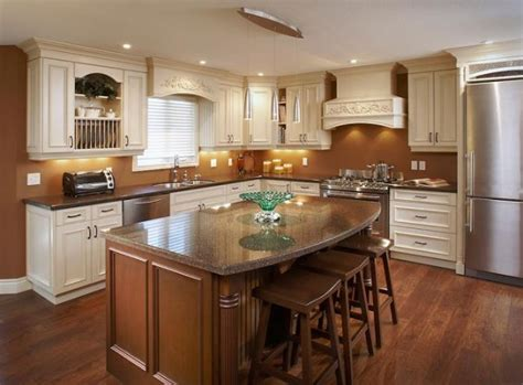 kitchen island layouts how to layout an efficient kitchen floor plan freshome com