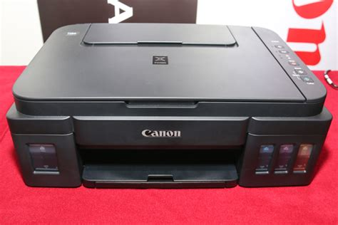 Printer Canon G2000 canon unveils three new pixma g series inkjet printers hardwarezone my