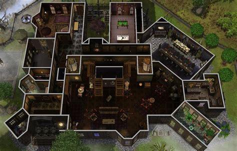 addams family mansion floor plan addams family house addams family house floor plan sims