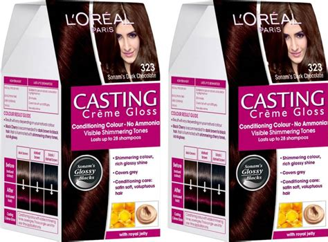 Harga L Oreal Creme Gloss l oreal creme gloss hair color price in