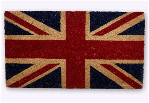 Union Door Mat by Wednesday Wants Support Team Gb From Home Home