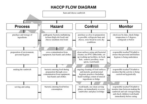 haccp recipe template recipe template 4 free templates in