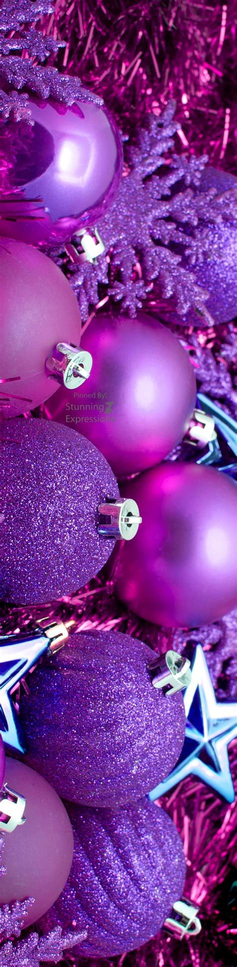 best color ornaments 234 best images about purple on trees purple dress and ornaments
