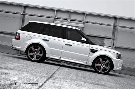 kahn range rover project kahn range rover sport rs300 cosworth edition