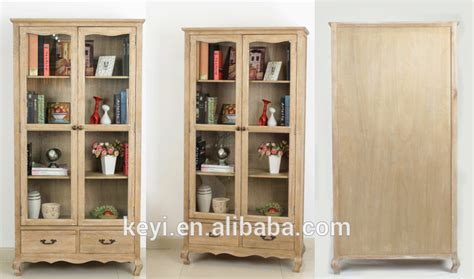 Living Room Cabinets With Glass Doors by Living Room Showcase Glass Doors Design Cabinet Wooden