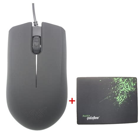 Special Mousepad Gaming Razer new original razer abyssus mouse 3500dpi matte special edition gaming mouse send for razer mouse