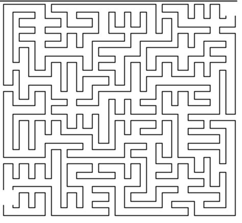 printable mazes with more than one solution welcome to my world of puzzles