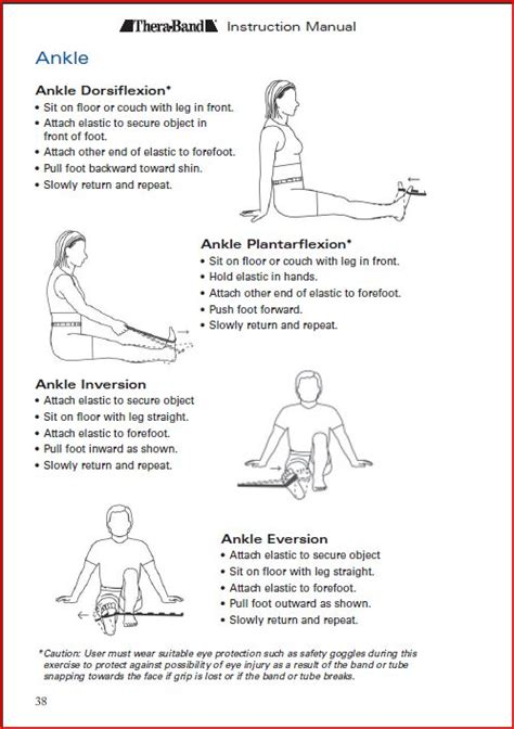 Chair Exercises With Resistance Bands Therapeutic Exercises Gymnastics Injuries