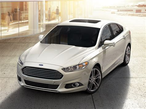 Hår 2016 Dam by Ford Fusion Sales Jump More Than 100 Percent Since 2005