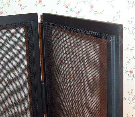 Rumford Fireplace Screens by Rumford Fireplace Doors