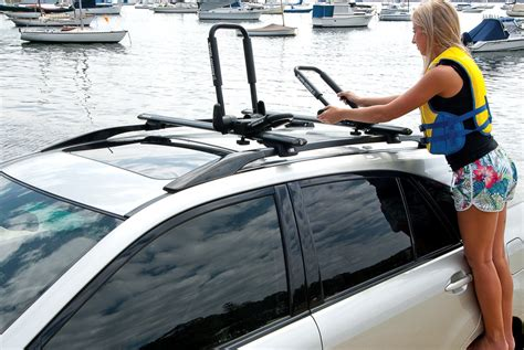 kayak carrier without roof rack rhino rack roof racks cargo carriers carid com