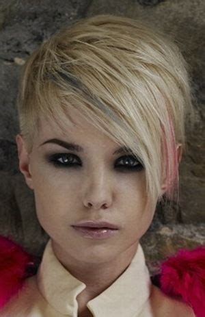 modern gray frame haircut pink short haircuts for women modern short hairstyle for