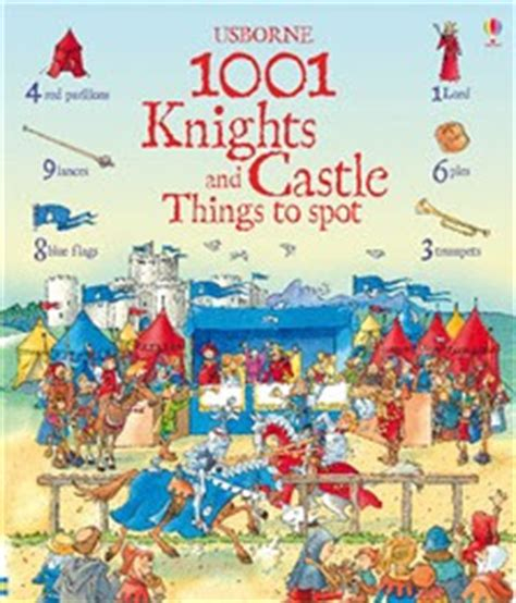 Usborne Book Of Things To Spot Out And About Board Book 1 nayu s reading corner 1001 knights and castle things to spot