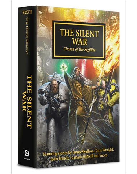 the silent war volume 1 books graham mcneill the silent war 1st tpb mint wahammer 40k