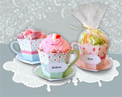 shabby chic teapot free printable boxes tea cup shabby chic gift box personalize personalise paper