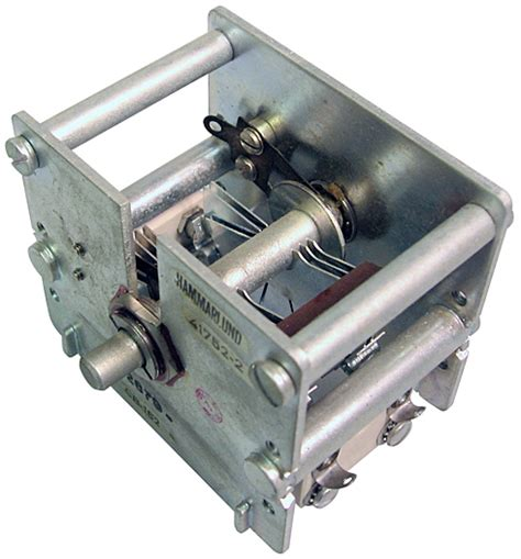 dual air variable capacitor air variable capacitors shafted dual section