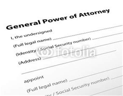 general power of attorney prime lawyer