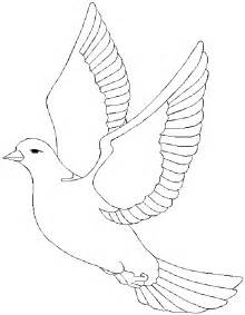 dove coloring page coloring dove