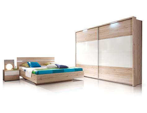 Schlafzimmer Weiss Glanz by Pira Komplett Schlafzimmer San Remo Hell Wei 223 Glanz
