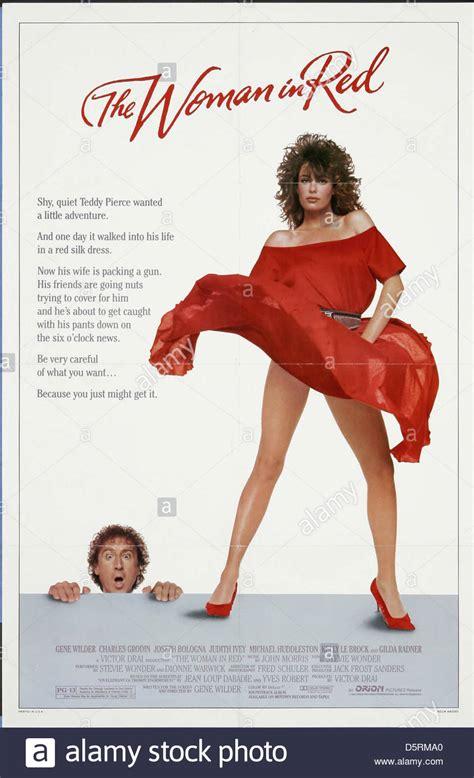 gene wilder kelly gene wilder kelly lebrock poster the woman in red 1984