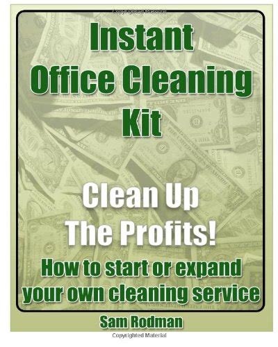 instant business letter kit start your own office cleaning business start your own