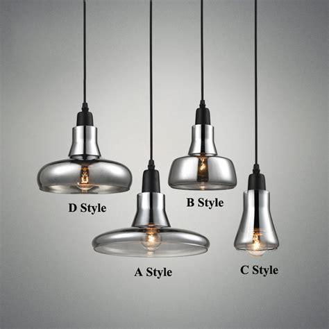 single bulb pendant light light bulb pendant light copper glass restaurant pendant