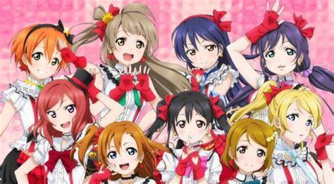 film anime unik review love live the school idol movie anime musikal