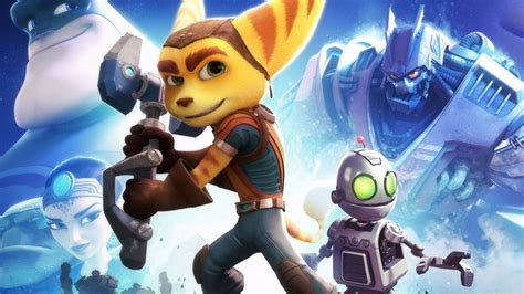 ratchet clank wallpapers  ultra hd